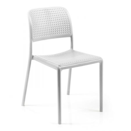 Bistrot chair white