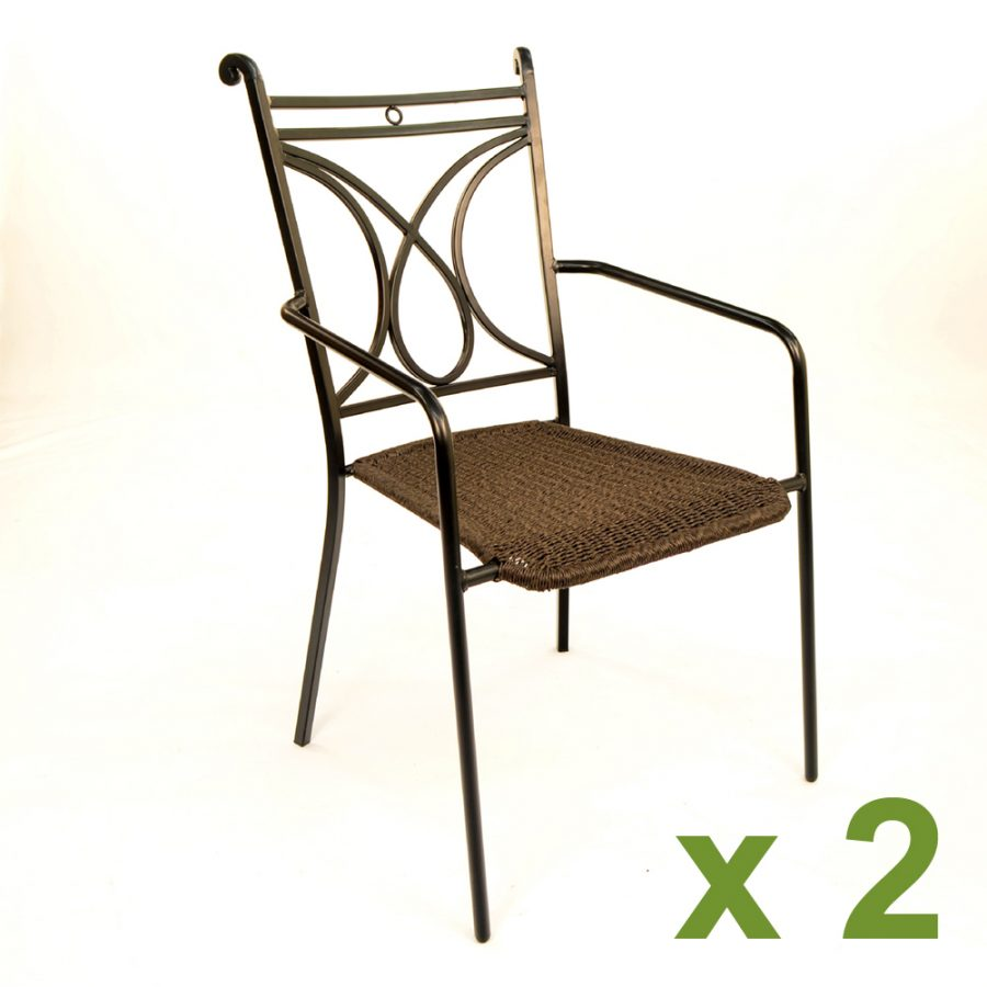 Treviso chair (pack of 2)