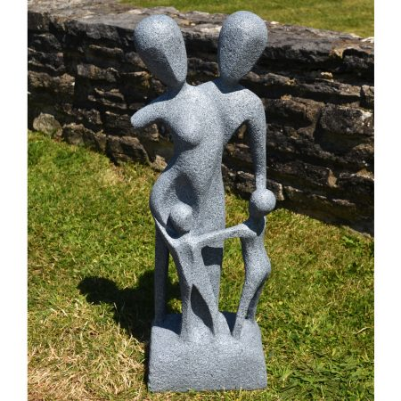 Teplice garden statue