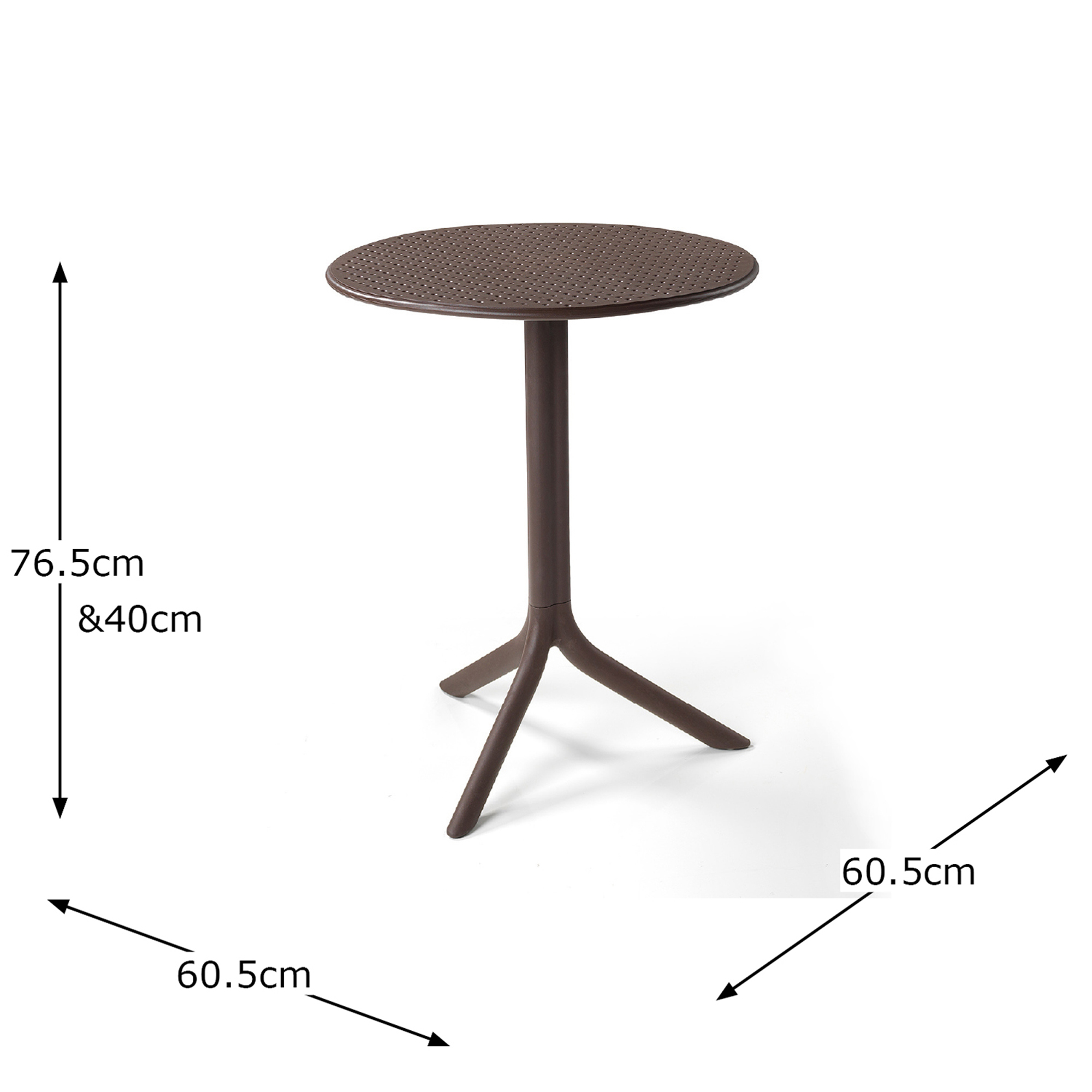 STEP TABLE COFFEE DIMENSION MS1