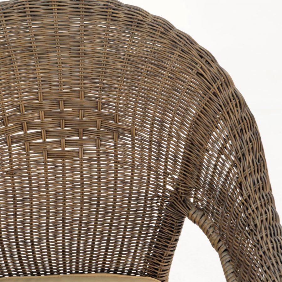 Bavaria Chair close up