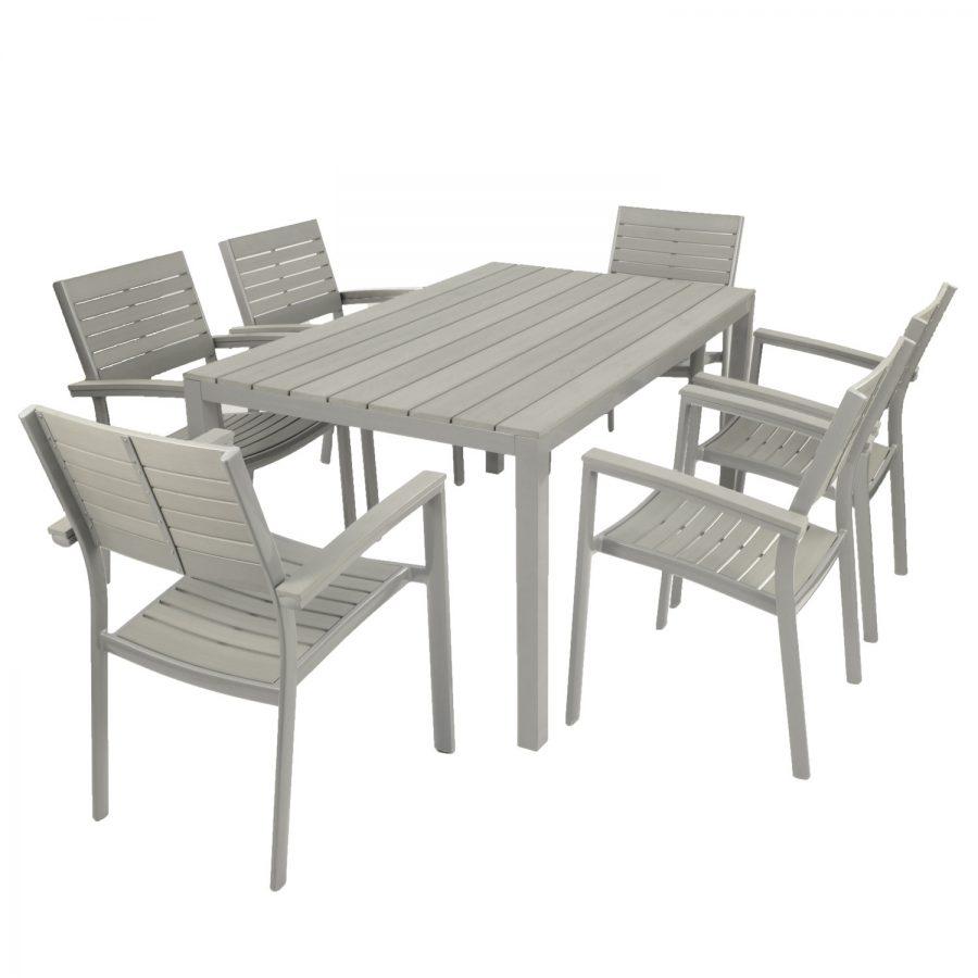 Fontello Set 6 chair set