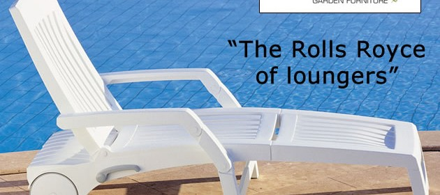 The Rolls Royce of Loungers