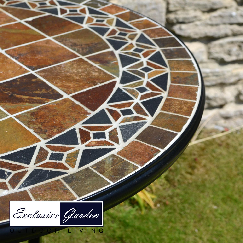 Belmont 76cm Table Detail