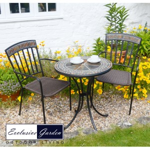 Clandon 60cm Set with Kingswood chairs