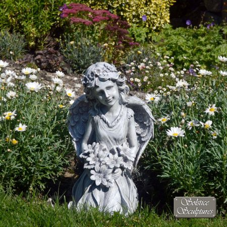 Flower Angle Kneeling