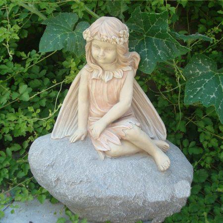 BLOSSOM FAIRY Statue Pastel