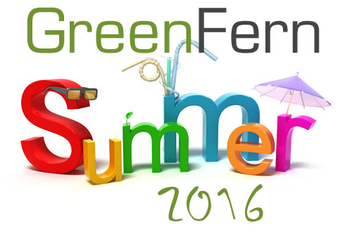 GreenFern Summer 2016