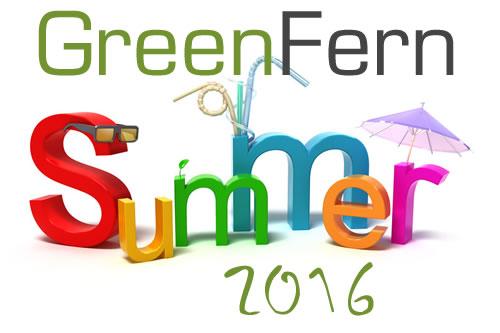 GreenFern Summer 2016
