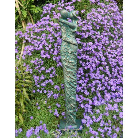Contemporary Twist Statue