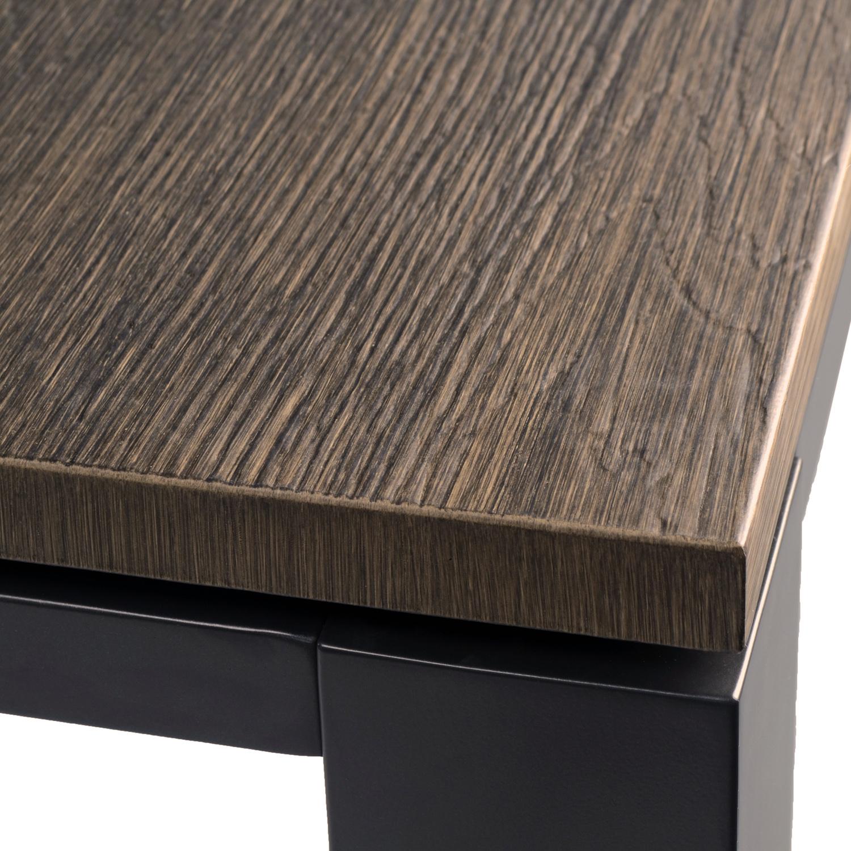 Lulworth table, close up