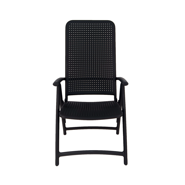 Darsena Chair Anthracite grey