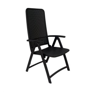 Darsena Chair Anthracite grey