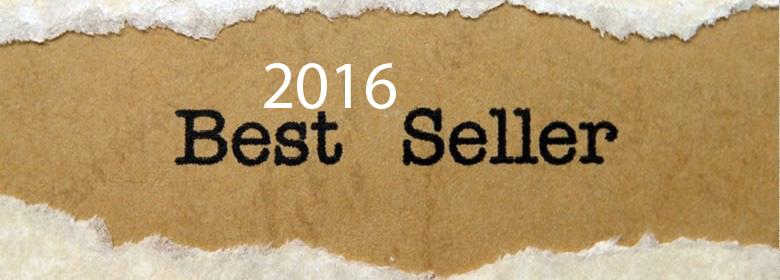 2016 Best Sellers
