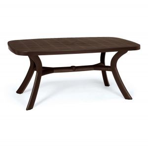Tocana 165 plain top table