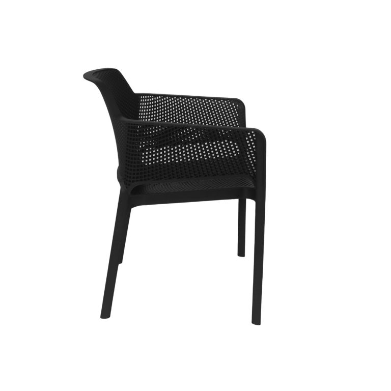 Net Chair - Anthracite side