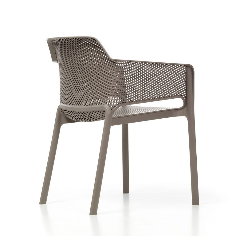 Net Chair - Turtle Dove Grey