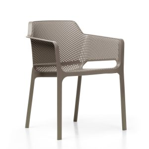 Net Chair - Turtle Dove Grey