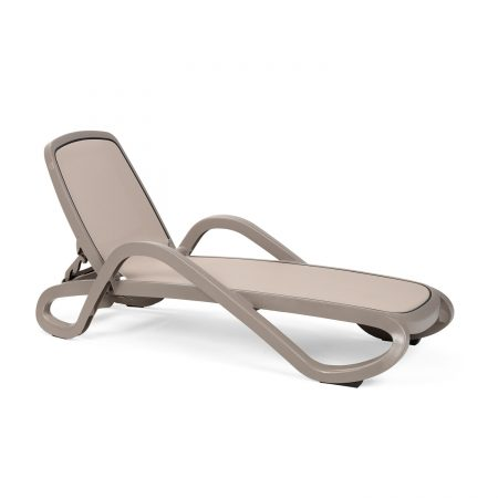 Alfa Lounger in Turtle Dove Grey