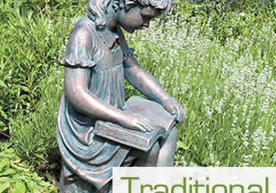 Traditional Garden Statues