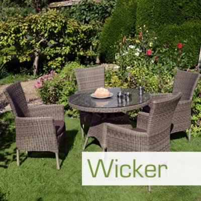 Wicker Weave/Rattan Outdoor Furniture