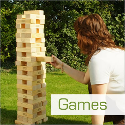 GreenFern Garden Furniture's Garden Games