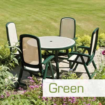 Green Resin Furniture