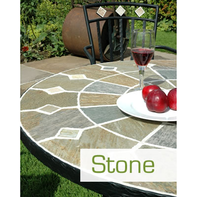 Natural Stone Garden Furniture Sets
