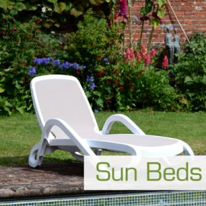 Sun Beds and loungers from GreenFern