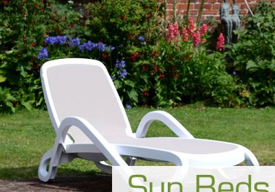 Sun Beds and Garden Loungers
