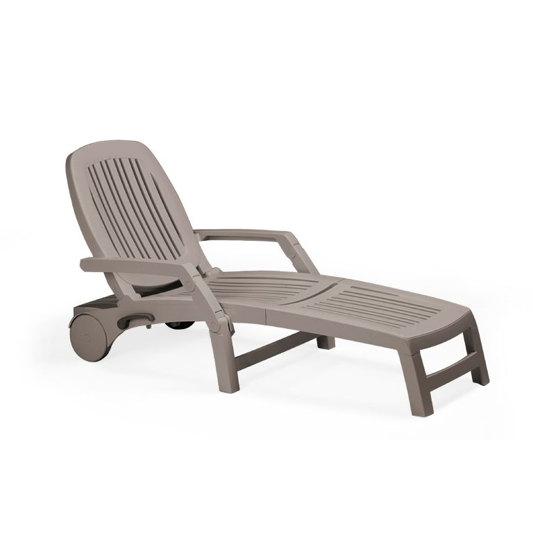 ND-232 Vulcano Lounger - Turtle Dove