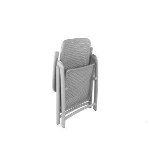 Darsena Chair White folded