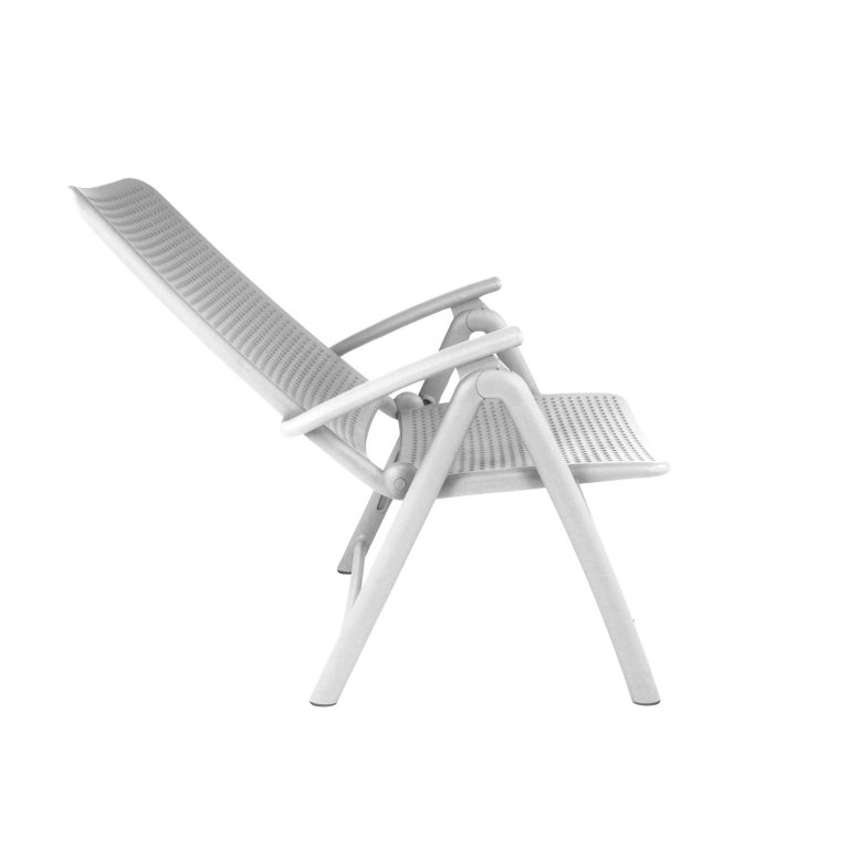 Darsena Chair reclined position 4