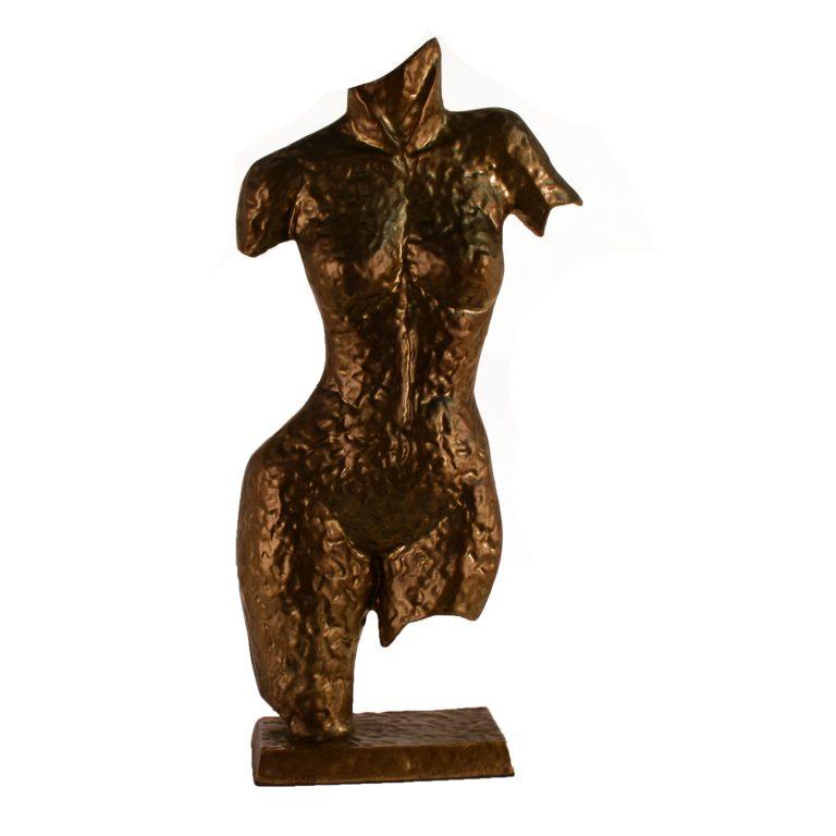 Torso sculpture front