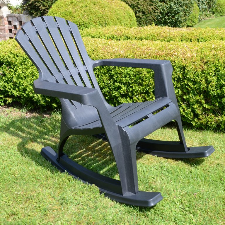 ANDRIA ROCKING CHAIR ANTHRACITE LG1