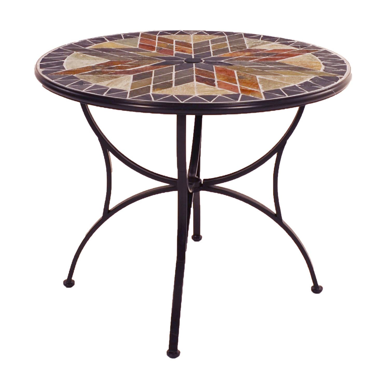 ARLINGTON 91CM PATIO TABLE PROFILE