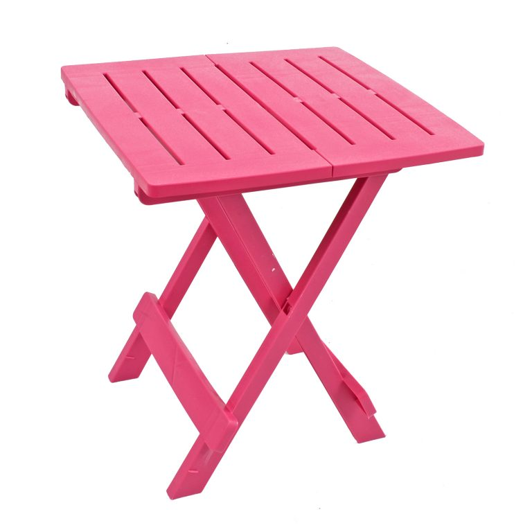 BARI SIDE TABLE PINK
