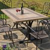 CHARLESTON DINING TABLE OUTDOOR
