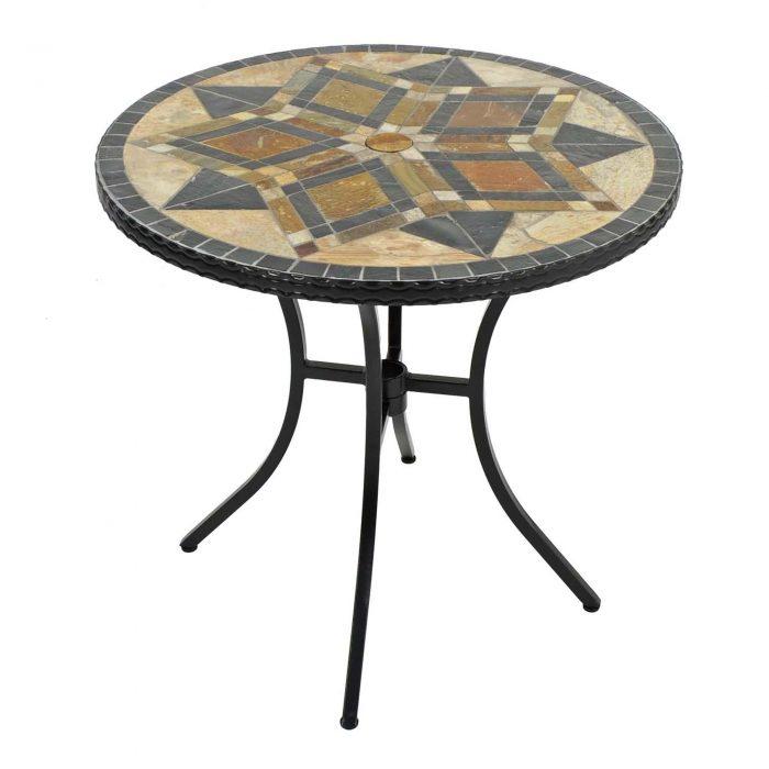 DARWIN 76CM BISTRO TABLE PROFILE WS1