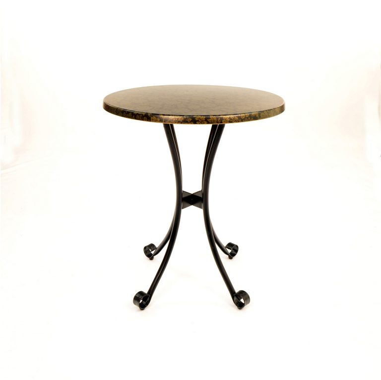 FLEURETTA BISTRO TABLE PROFILE