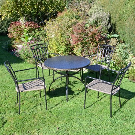 FLEURETTA PATIO 90CM SET MODENA OUTDOOR