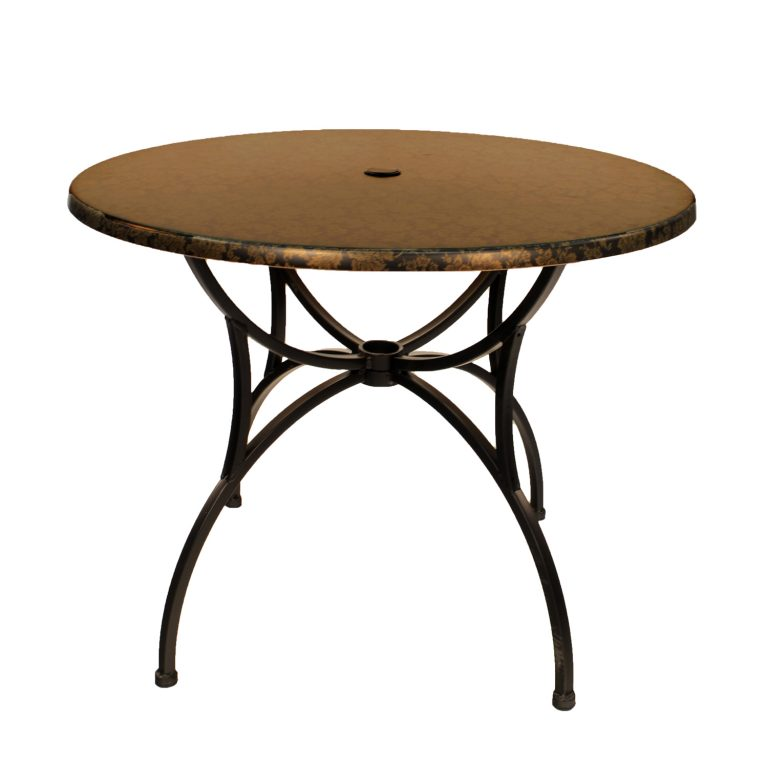 FLEURETTA PATIO TABLE PROFILE