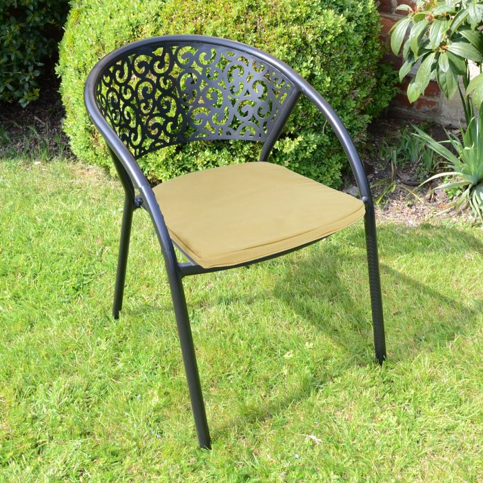 FLORENCE CHAIR WITH CUSHION PROFILE LS2