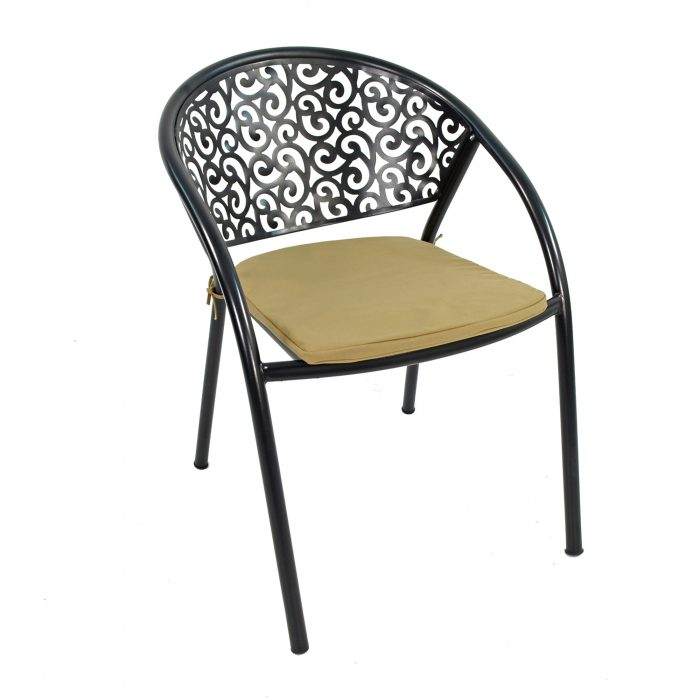 FLORENCE CHAIR WITH CUSHION PROFILE WS1