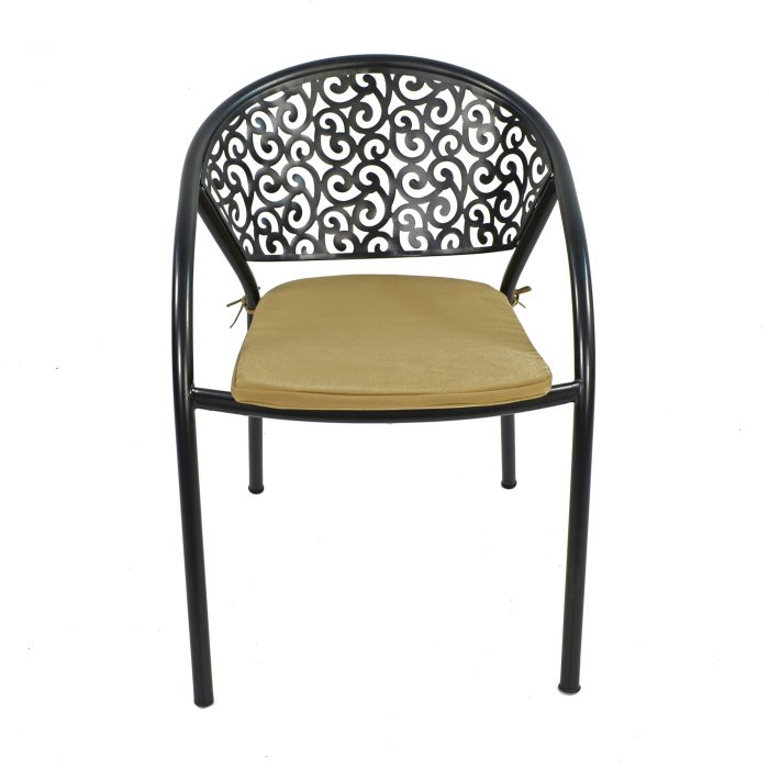 FLORENCE CHAIR WITH CUSHION PROFILE WS4