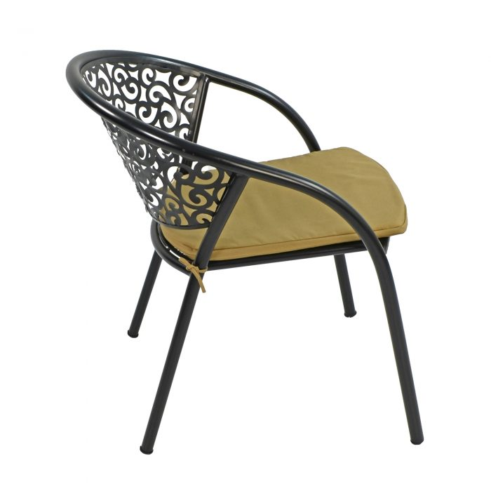 FLORENCE CHAIR WITH CUSHION PROFILE WS5