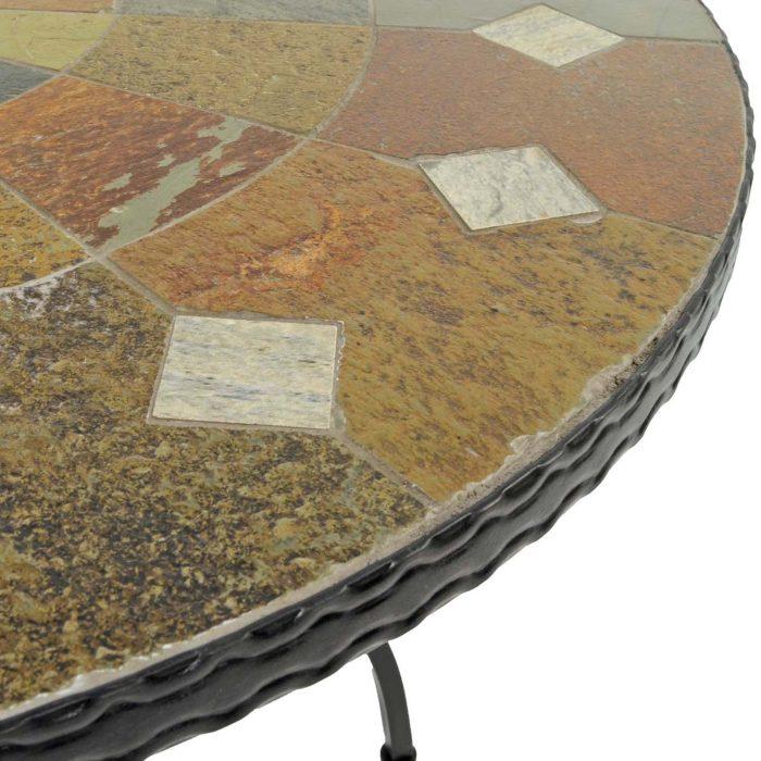 GRANADA 91CM PATIO TABLE DETAIL WS2