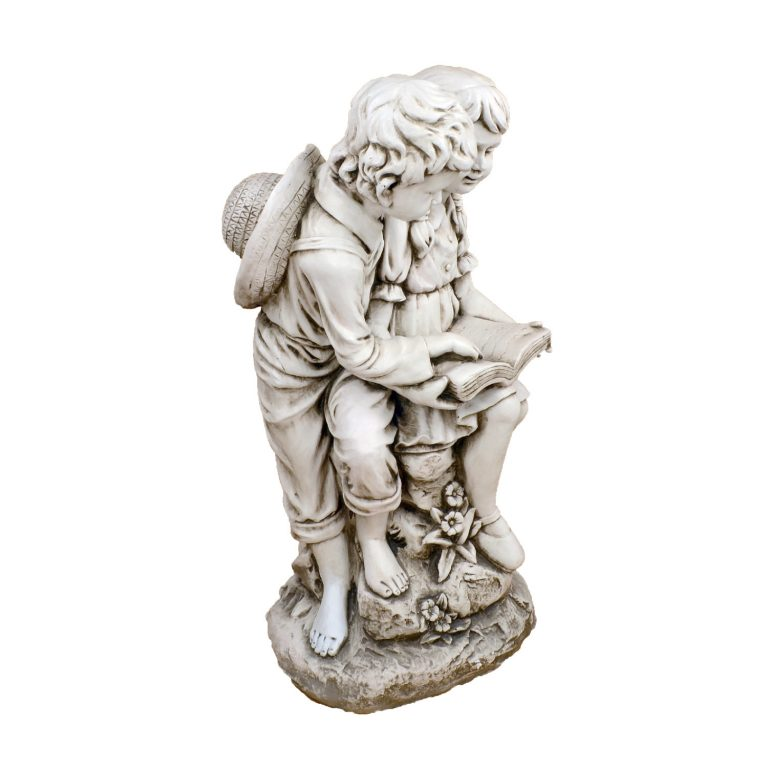 JACK JILL READING 88CM ANTIQUE STONE EFFECT FRONT RIGHT