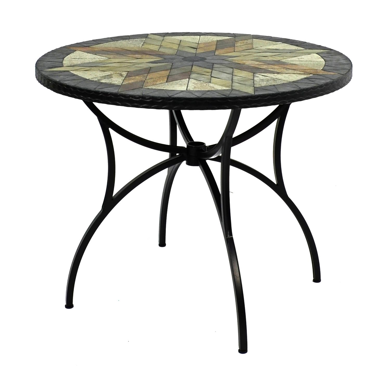 MONTILLA 91CM PATIO TABLE PROFILE