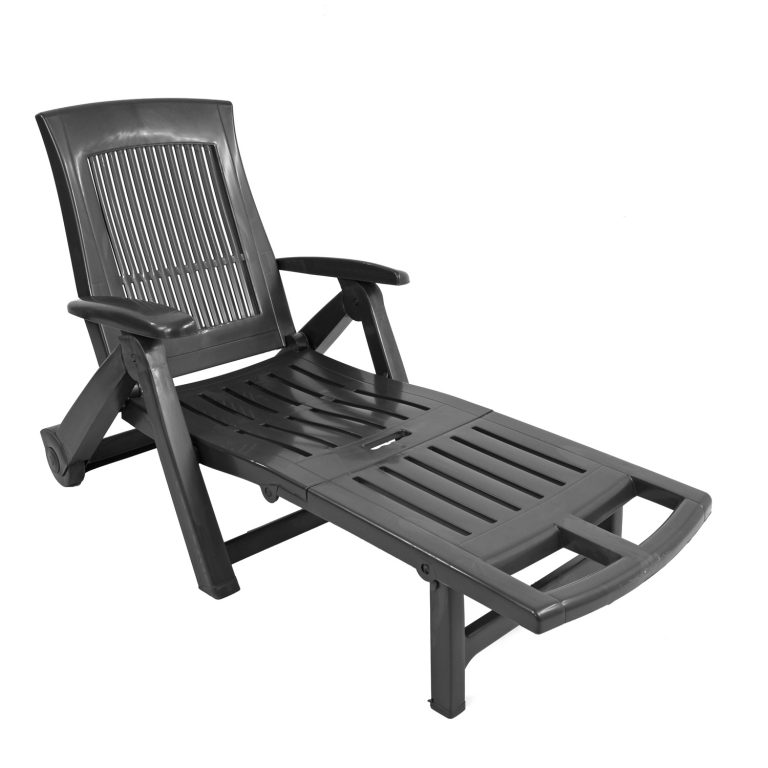 POTENZA LOUNGER ANTHRACITE FRONT RIGHT